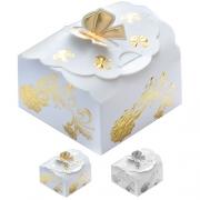 00514 Бонбоньерка (коробочка для конфет) 7*6.5*4.5см