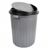 2232-ТР Бак для мусора 50л с вращающейся крышкой