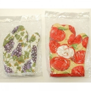 611-А Кухонная рукавичка-прихватка
