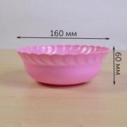 Тарелка глубокая 0,5л (МП)