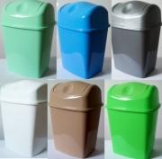 Ведро для мусора ММ-Пласт 27л